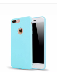 Estuche De Goma Forro iPhone 6 6g 6s Dama Caballero