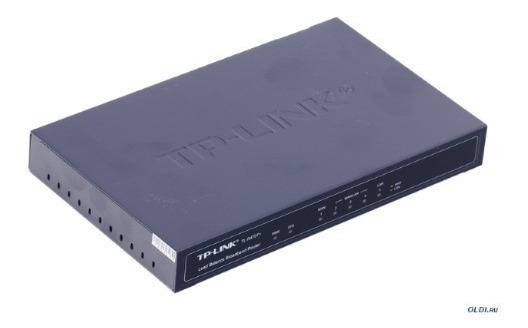 Router 1 P Dual Con Balanceador (tl-r470t+) - Tp-link