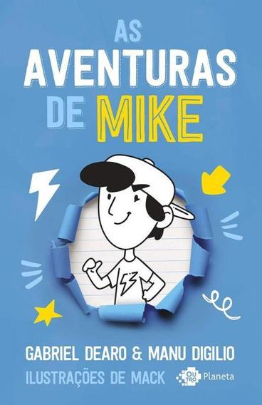 Aventuras De Mike, As - Outro Planeta