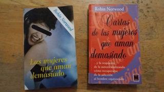 Lote Libros Robin Norwood