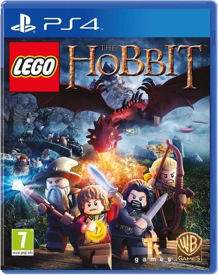 Lego Hobbit Ps4 // Digital Primaria