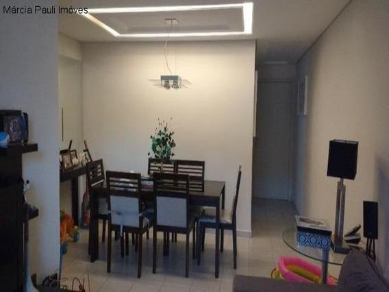 Apartamento No Condomínio Residencial Fontana - Jardim Da Fonte - Jundiaí. - Ap04010 - 34424816
