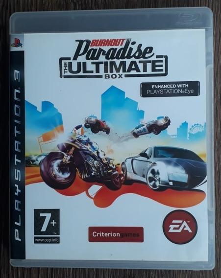 Burnout Paradise The Ultimate Box - Ps3