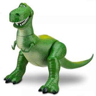 Toy Story Dinosaurio Rex Con Sonido Disney Original Usa