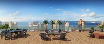 Apartamento Em Meireles, Fortaleza/ce De 58m² 1 Quartos À Venda Por R$ 525.000,00 - Ap230615