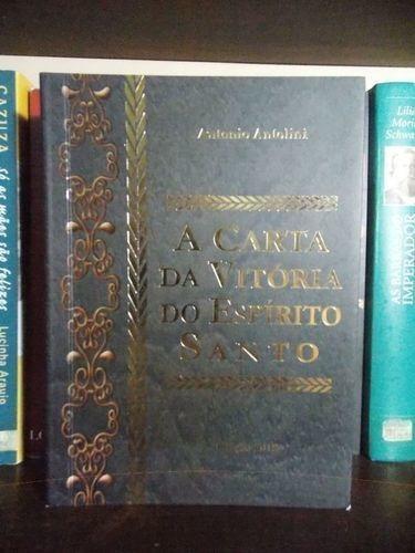 A Carta Da Vitória Do Espirito Santo Antonio Antolini