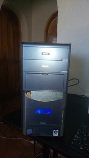 Computadora Lanix Titan, Monitor Emachines De 15