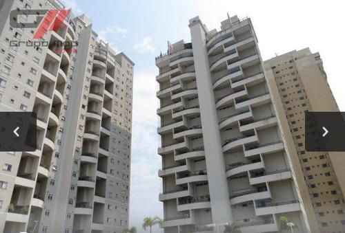 Imagem 1 de 21 de Apartamento Com 3 Dormitórios À Venda, 108 M² Por R$ 640.000,00 - Placere - Taubaté/sp - Ap0242