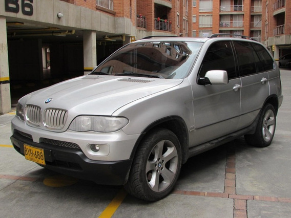 Bmw X5 [e53] 4.4i At 4400cc