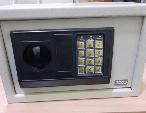 Caja Fuerte Digital 31 X 20 X 20