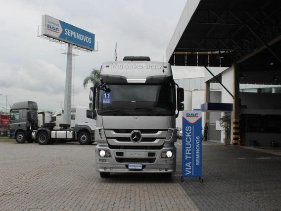 Mercedes-benz Actros Actros 2646 Ls 6x4 2p (diesel)