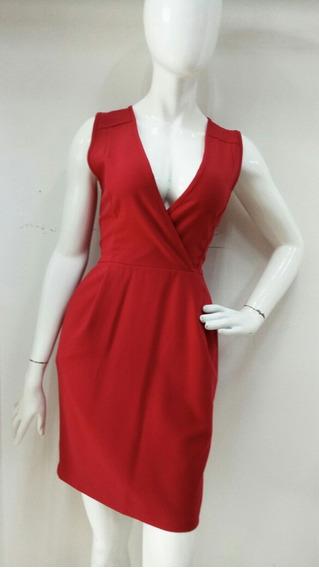 Vestido Rojo De Mujer