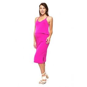 Vestido Maternidad Y Lactancia Ropa De Mujer