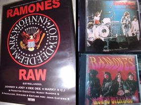 Ramones, 2 Cds E 1 Dvd