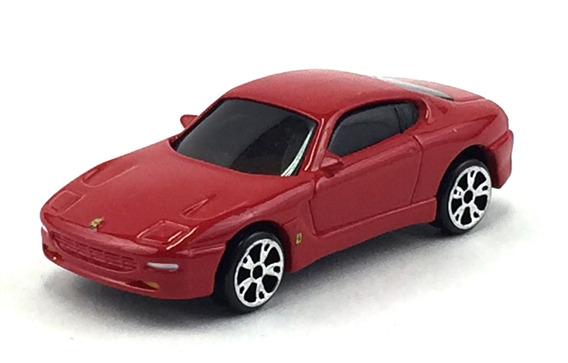 Matchbox Ferrari 456 Gt Vermelha Sf 17/2005 1/64 Loose