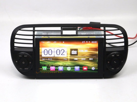Central Multimidia Fiat 500 Android 4.4 S160 Wifi Quad Core