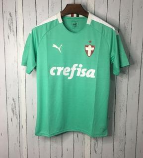 Camisa Do Palmeiras Third 3 2019 Nova