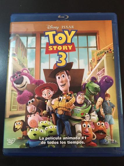 Toy Story 3 En Blu Ray De Colección, Barato!