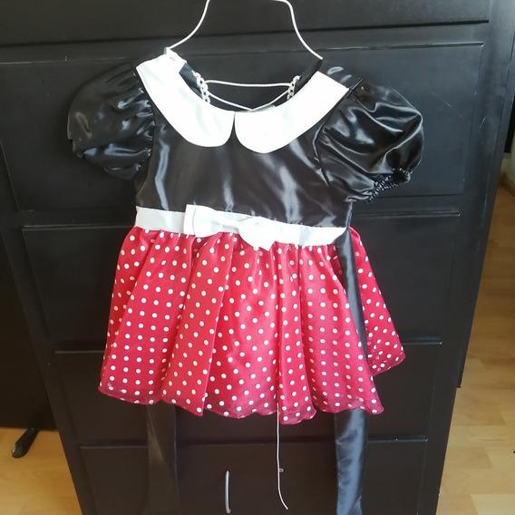 Vestido Disfraz Mimi Talla 1