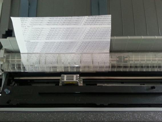 Impressora Epson Fx2190. Revisada Funcionamento Perfeito