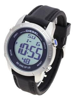 Reloj Diesel Hombre 6406 - Acero Caucho Digital Sumergible