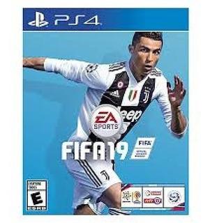 Fifa 19 Sony Playstation Ps4