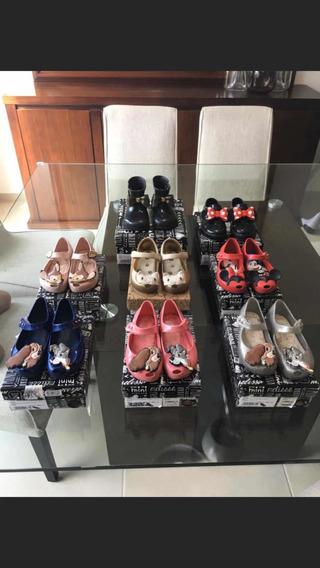 Zapatos Mini Melissa Originales, Cada Par $450!