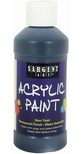 Imagen 1 de 1 de Sargent Art 22 23858onzas Pintura Acrilica, Color N