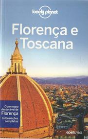 Livro Florença E Toscana - Guia Lonely Planet