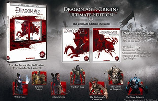 Dragon Age Origins Ultimate Edition Pc - Origin