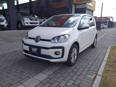Volkswagen Up 1.0 Mpi Move Up 12v Flex 4p Automatizado