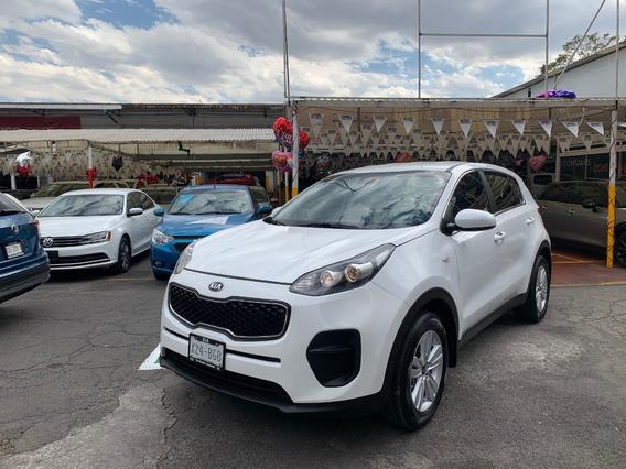Kia Sportage 2.0 Lx 2017