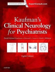 Kaufman Clinical Neurology For Psychiatrists 8e Psiquiatria