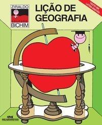 Imagem 1 de 1 de Lição De Geografia