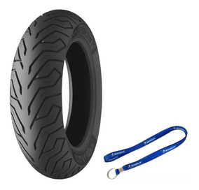 Pneu Michelin 130/70-13 City Grip Yamaha Nmax 160 Tras+chave