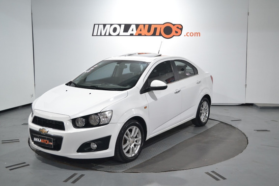 Chevrolet Sonic 1.6 Ltz 4p A/t 2013-imolaautos-