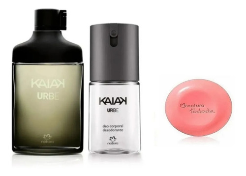 Kaiak Urbe, Desodorante Corporal + Jabo - mL a $288