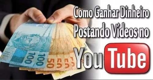 Como Ganhar Dinheiro Com O Youtube 2018