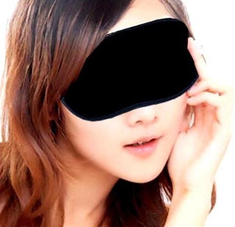 Antifaz-máscara Para Dormir Biomagnética ( Con Imanes)