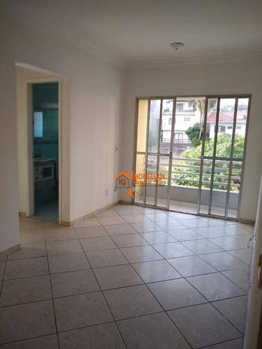 Apartamento Com 2 Dormitórios À Venda, 57 M² Por R$ 299.000,00 - Jardim Zaira - Guarulhos/sp - Ap2826