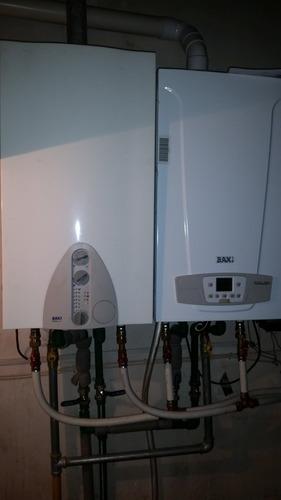 Servis E Instalación De Calderas A Gas También Repuestos