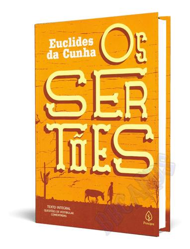 Os Sertões Euclides Da Cunha Com Questões Comentadas Enem