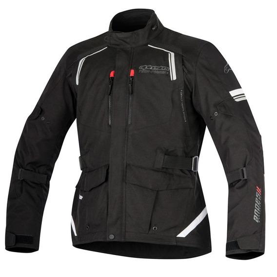 Jaqueta Alpinestars Andes V2 Drystar Jacket Preto Tam: L.