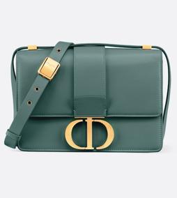 Bolsa Dior Montaigne 30 Verde Lançamento 2019