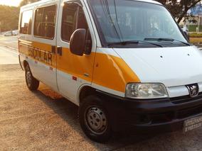 Boxer Minibus 2010 Com Ar Cond. 16 Lugares Campinas/sp