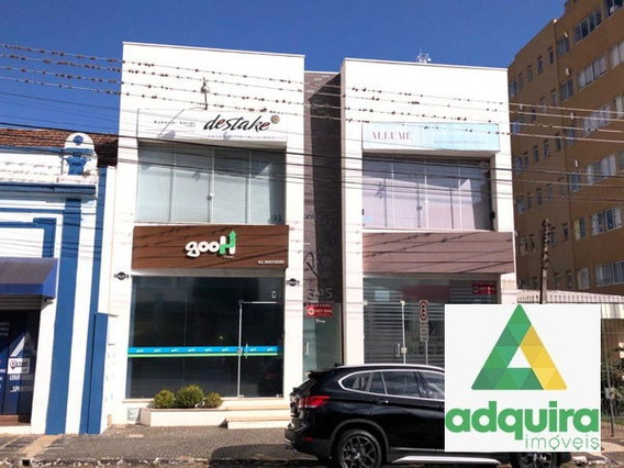 Comercial Sala No Augusto Ribas, 345 - 5675-l