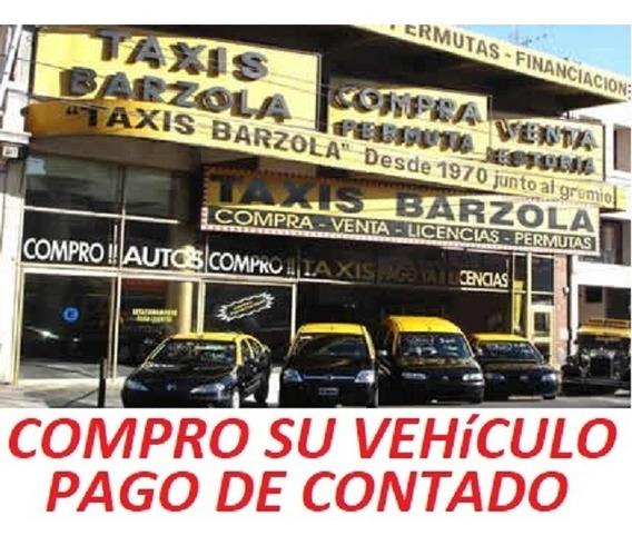 Taxis Licencias Y Vehículos Para Renovar Con Financiacion