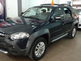 Fiat Palio We 1.6 Adventure Locker Seguridad 2013