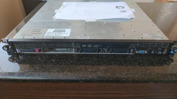 Servidor Hp Proliant Dl360 G7 6gb Hd 300gb Intel Xeon Usado
