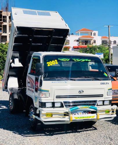 Super Oferta Camion Daihatsu Delta 2002 Volteoo 100% New